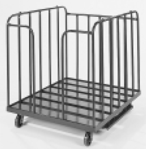 Mat Rack (Rectangular Design)