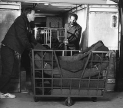 Burro Handtruck Standard Size